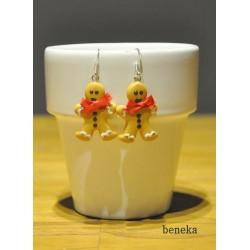 Boucles d'oreilles -Manalas