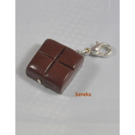 Breloque divers chocolats