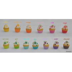 Breloque cupcake